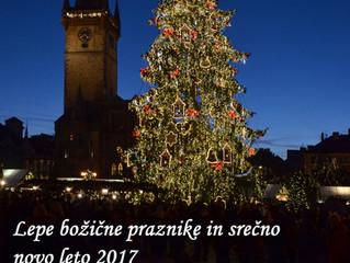 Lepe božične praznike