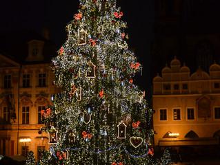 Speciální prohlídka vánoční Prahy