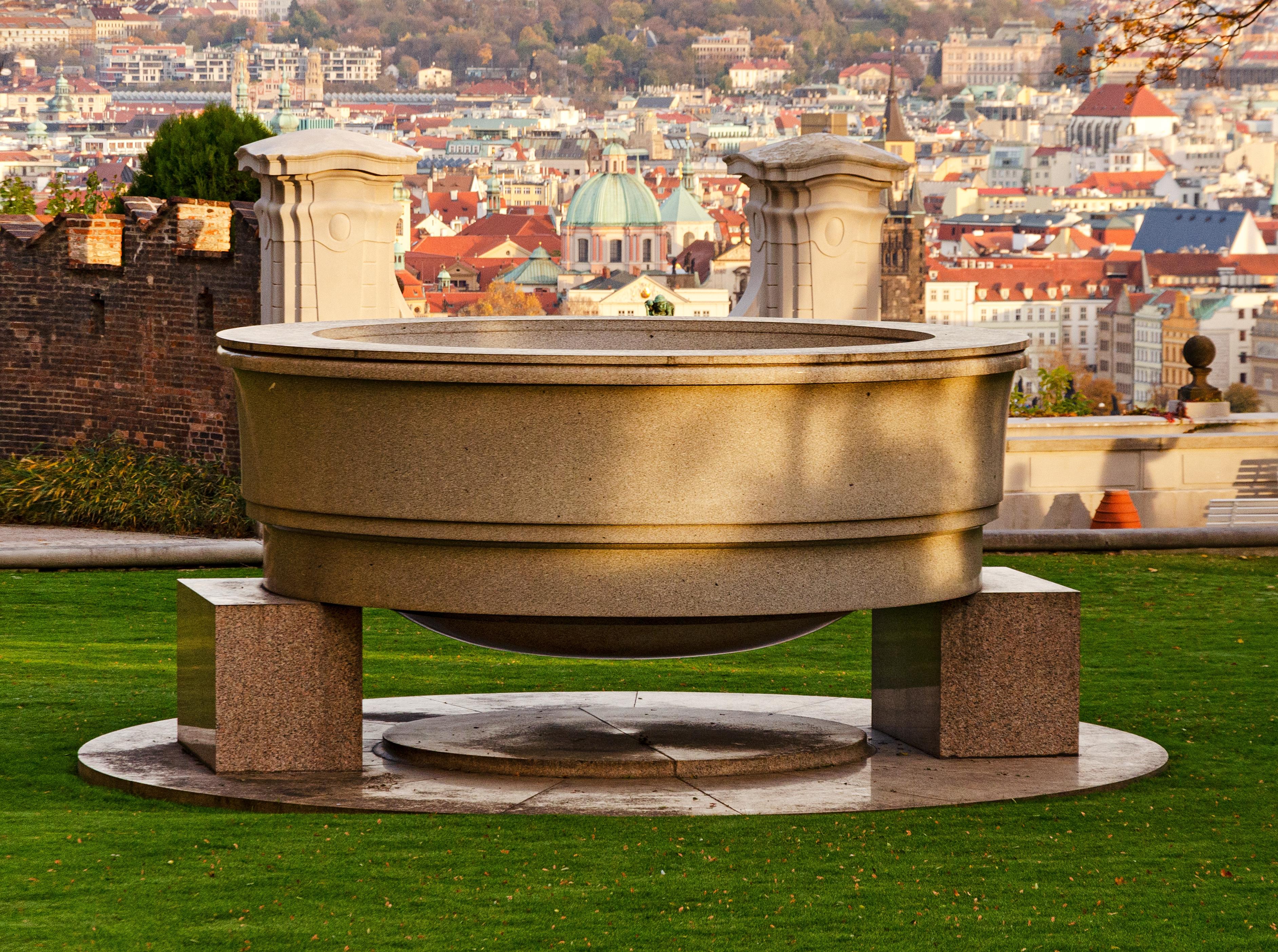 Jižní zahrady pod Pražským hradem