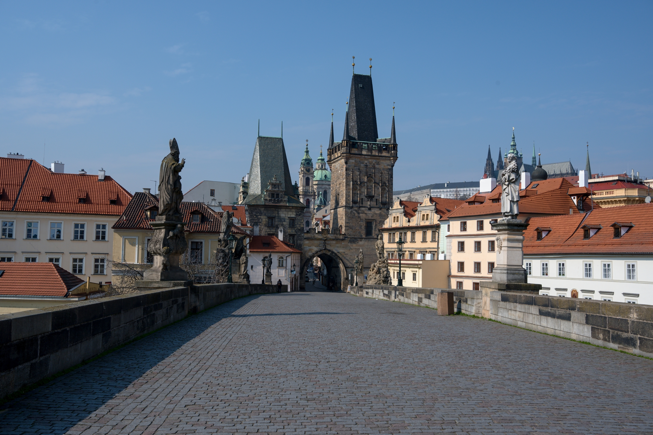 Charles Bridge and Towers