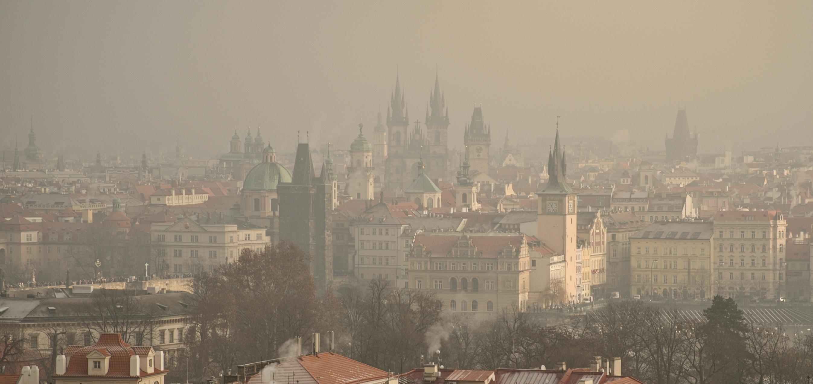 Prague, la ville aux cent tours