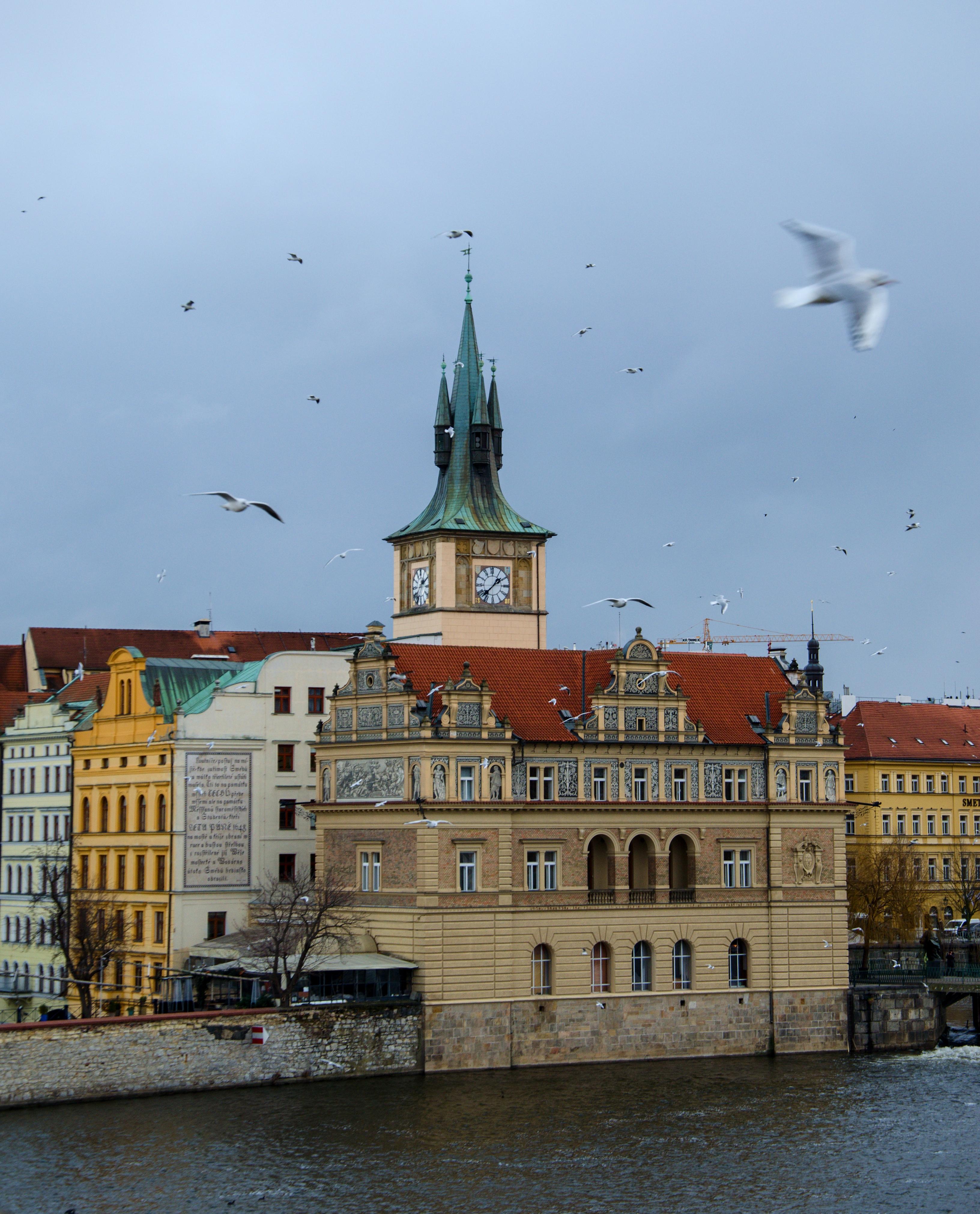 Staroměstská vodárenská věž
