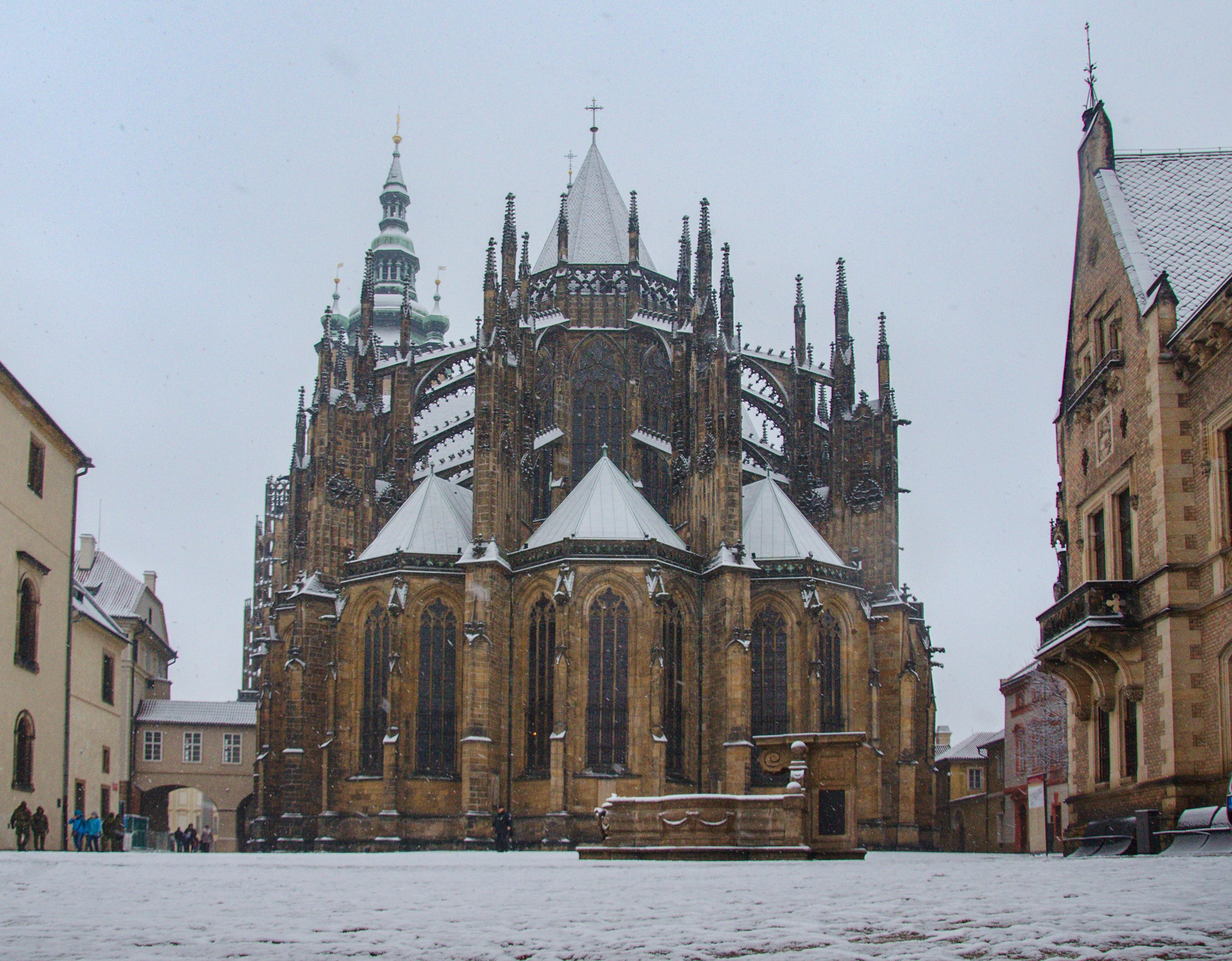 La cathédrale Saint-Guy