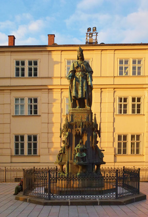 Charles IV. would celebrate 700. birthday this year, did you think about how to celebrate it?