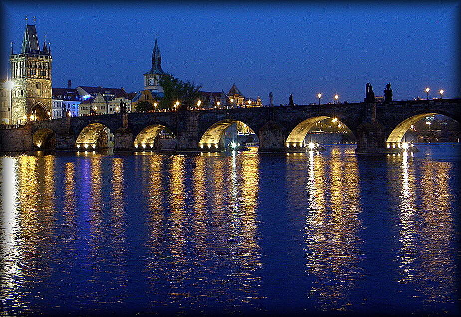 The Charles Bridge