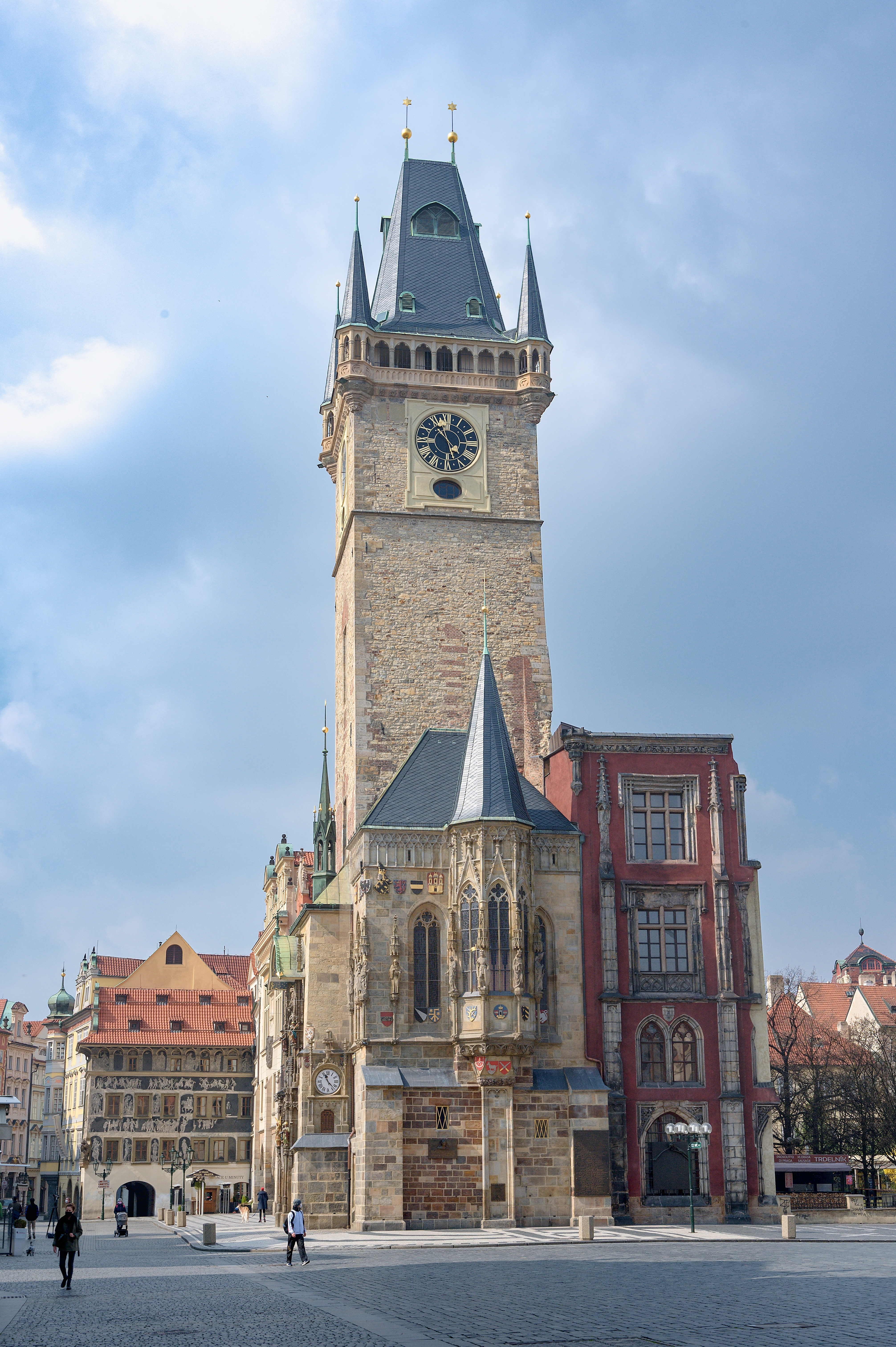 Staroměstská radniční věž