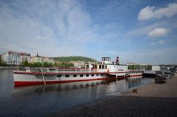 Ladja Vltava