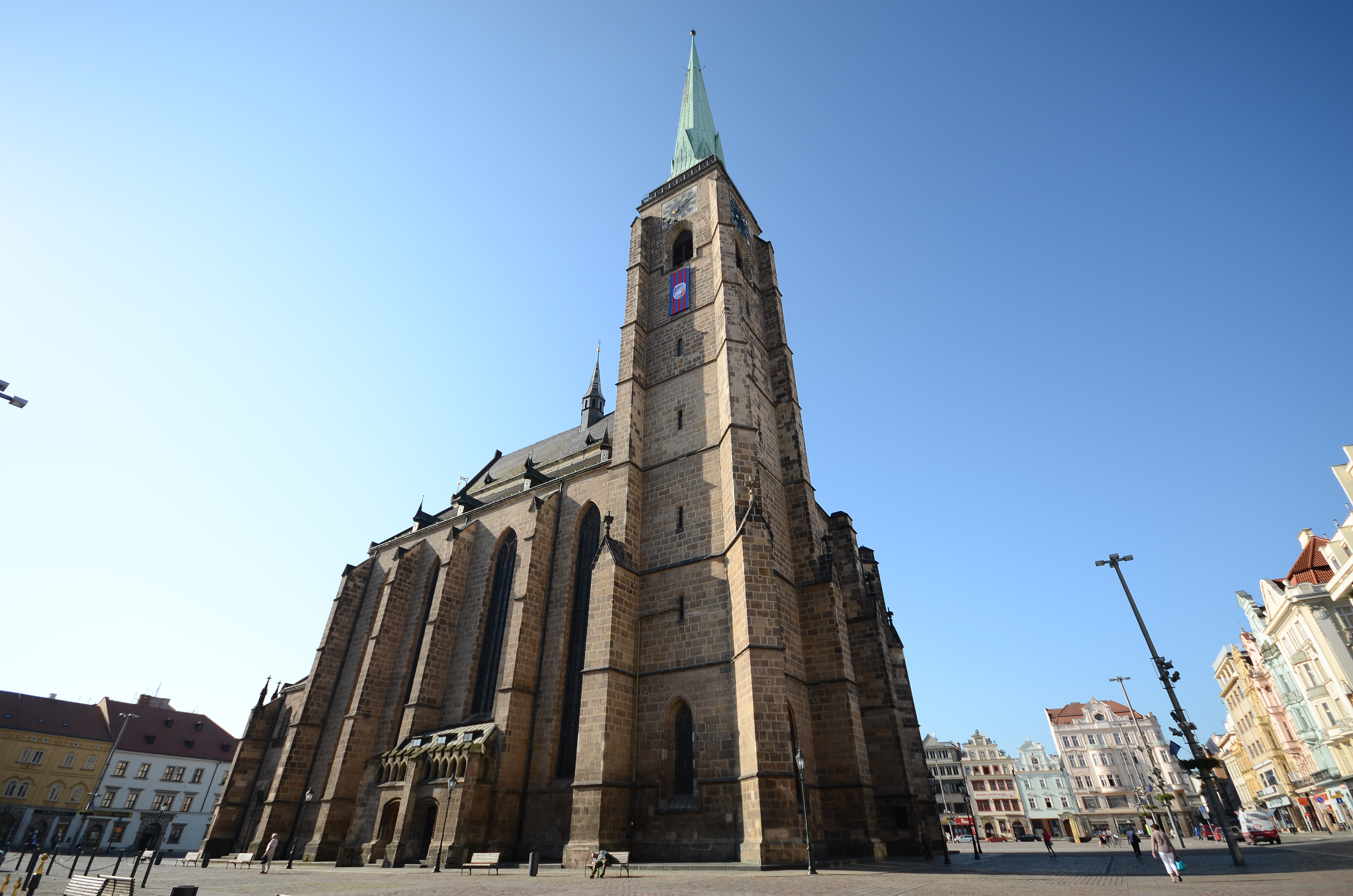 Cathédrale Saint-Barthélemy de Pilse