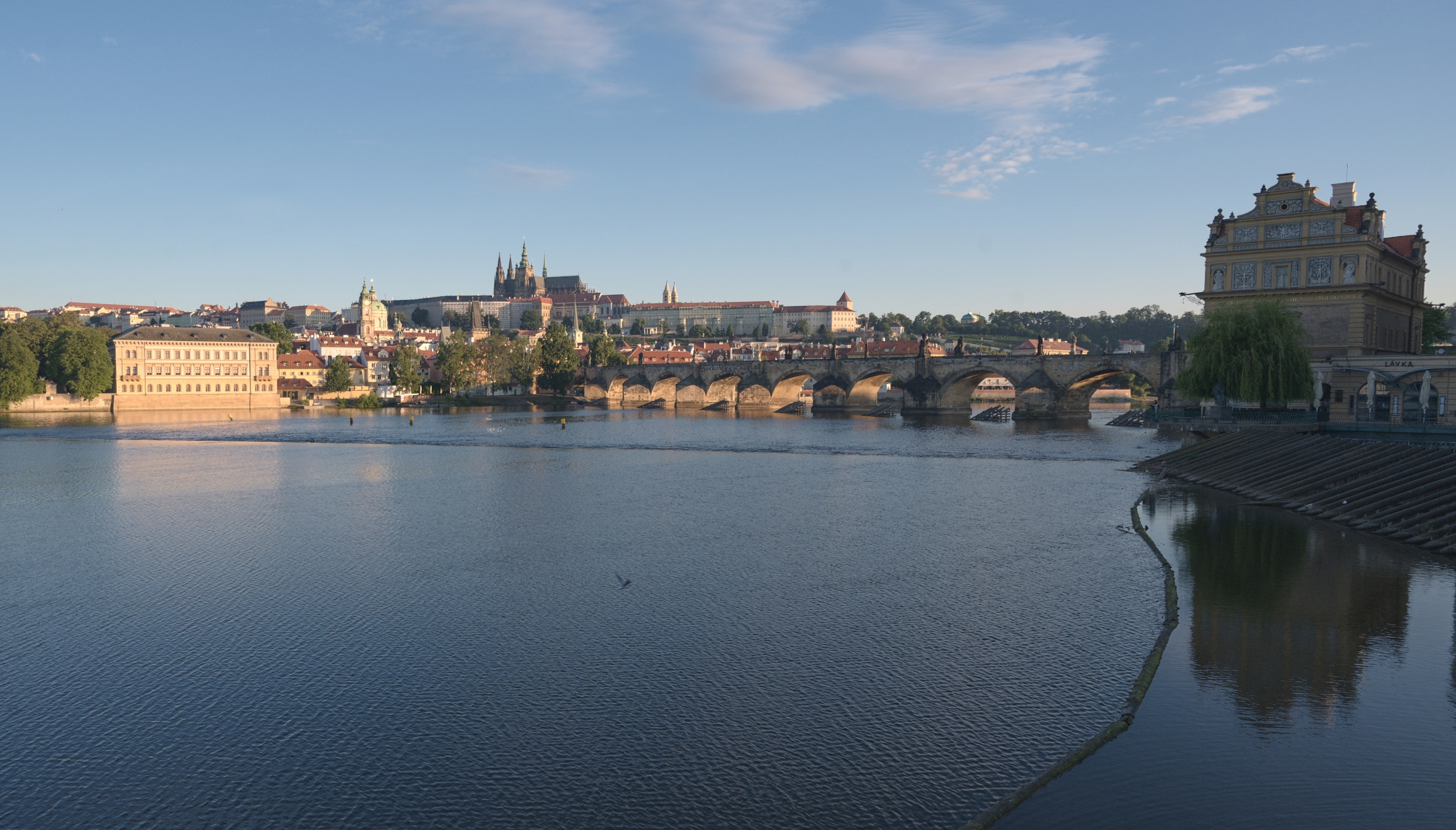 Hradčany, Charles Bridge