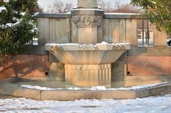 Kubistični vodnjak