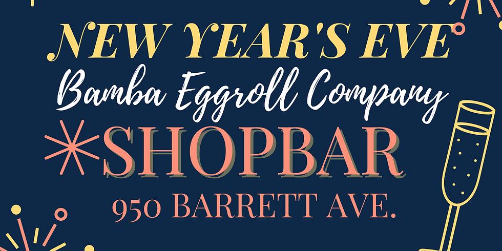 New Years Eve at ShopBar
