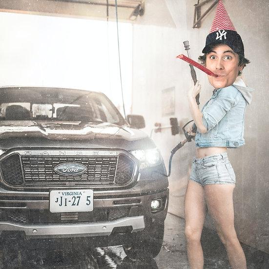 I'll wash your car