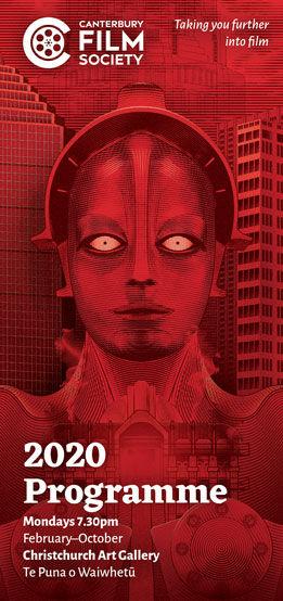 Canterbury Film Society brochure 2020 | Metropolis