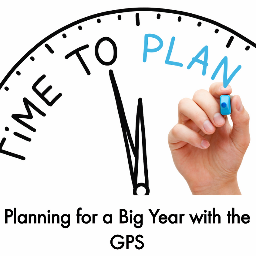 Build your GPS for 2020 with Geoff Woods & The ONE Thing Team