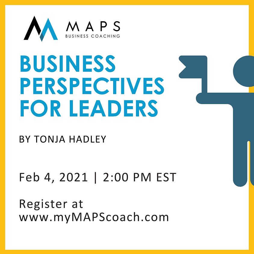 Business Perspectives For Leaders
