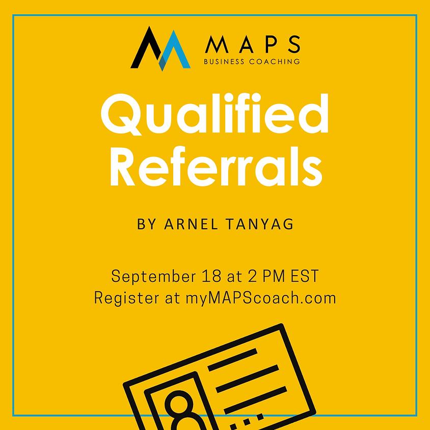 Qualified Referrals