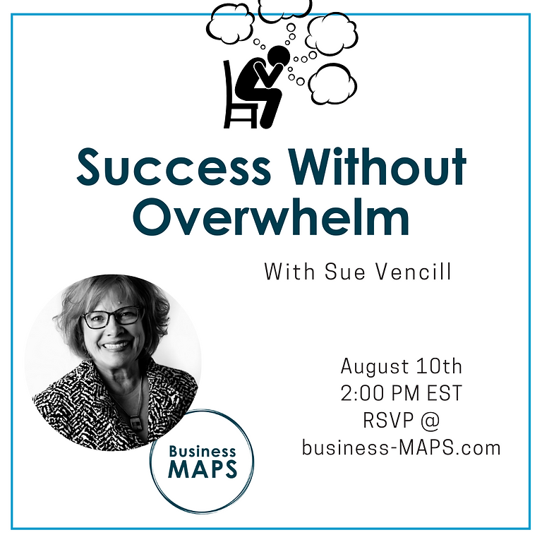 Success Without Overwhelm