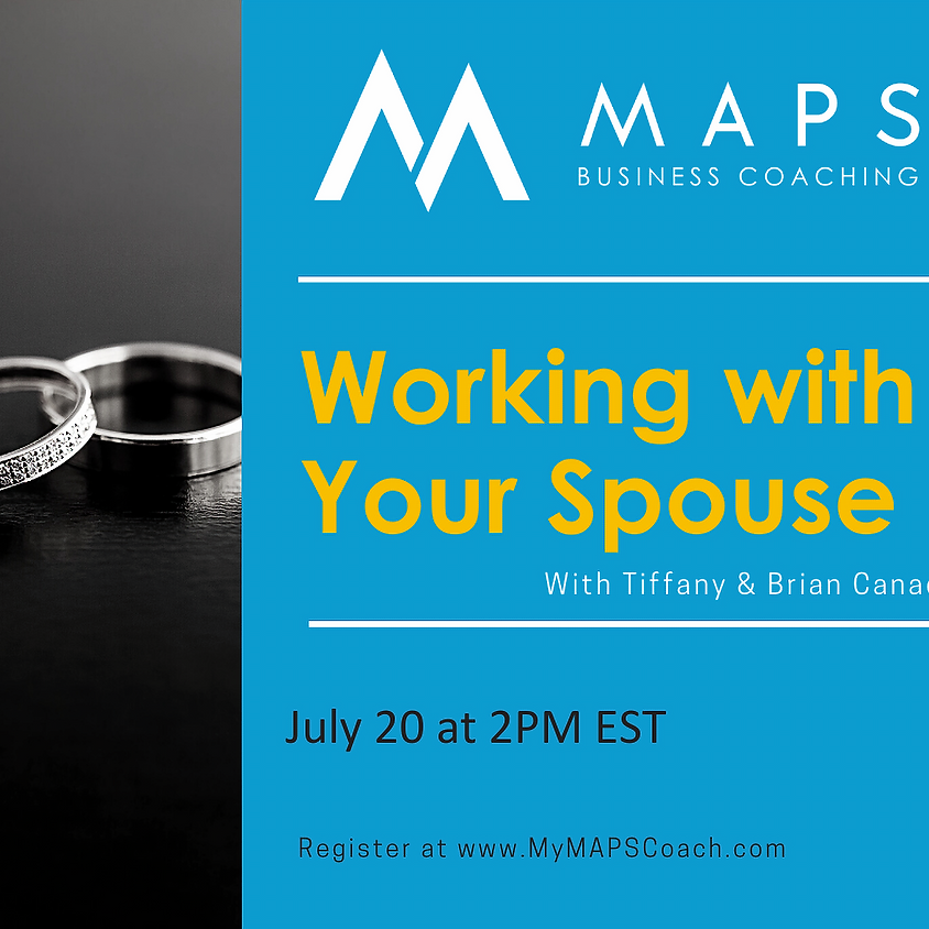 Working With Your Spouse