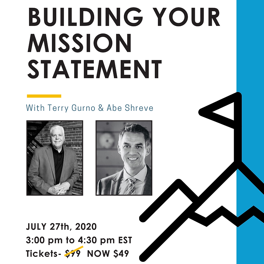 Building Your Personal Mission Statement