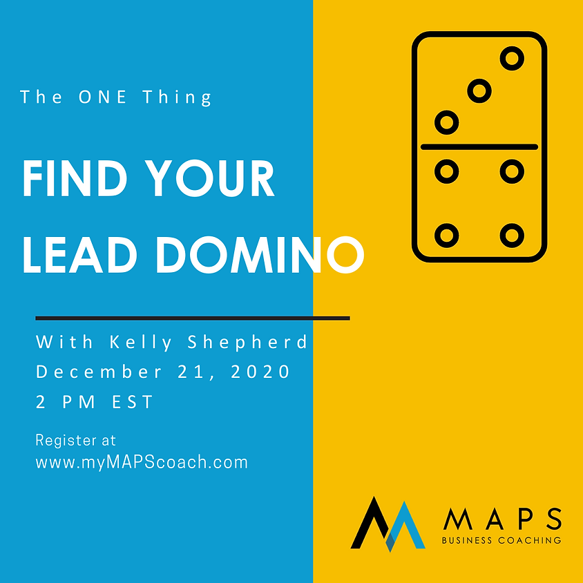 Find Your Lead Domino