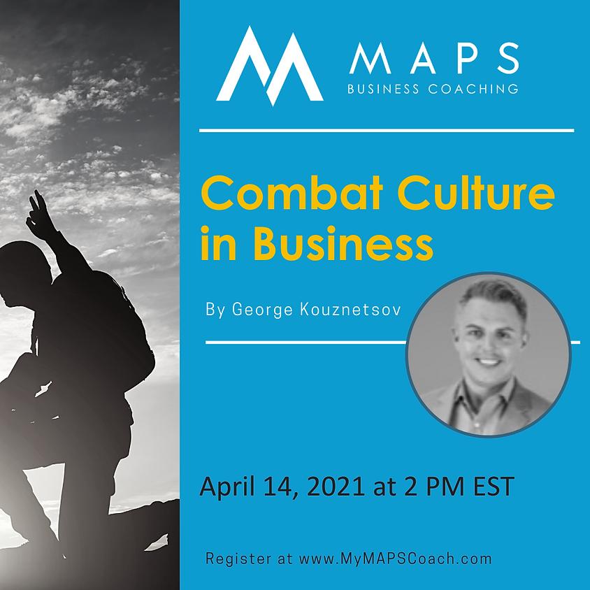 Combat Culture in Business