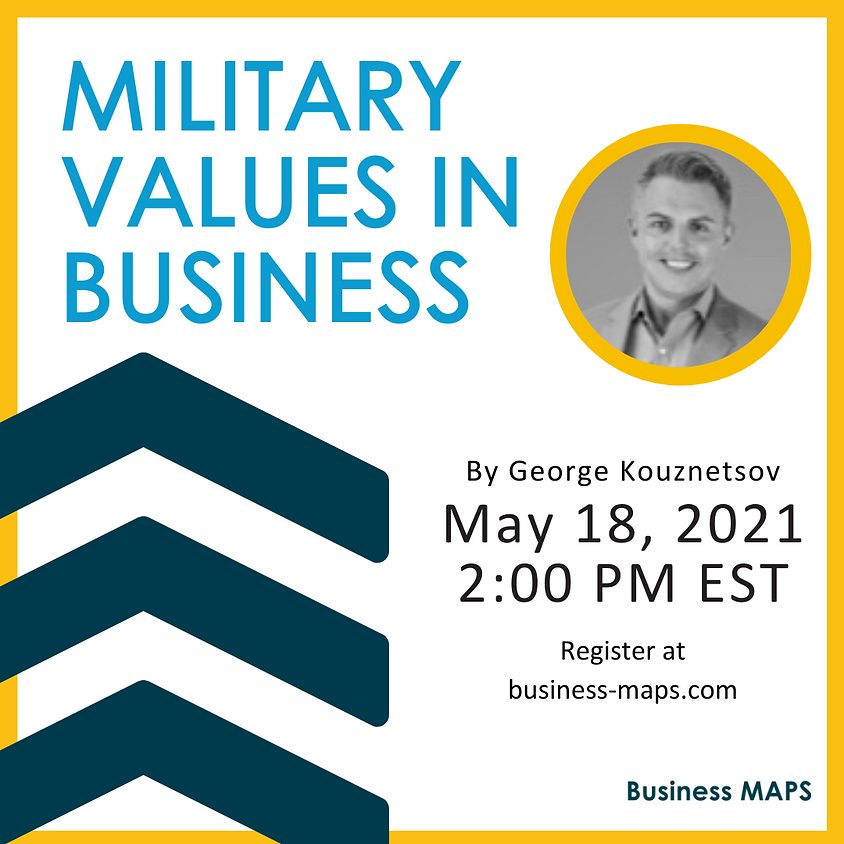 Military Values in Business