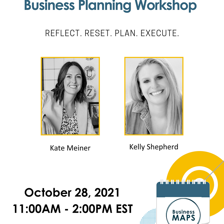 2022 Women's Business Planning Workshop Halftime Edition