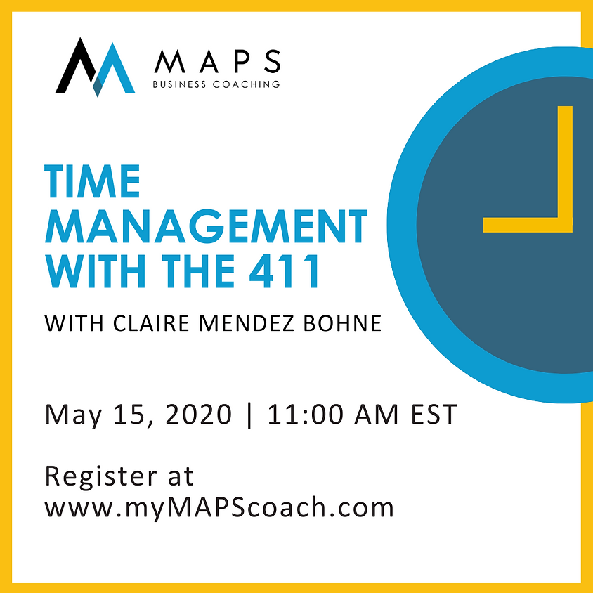 Time Management with the 4-1-1