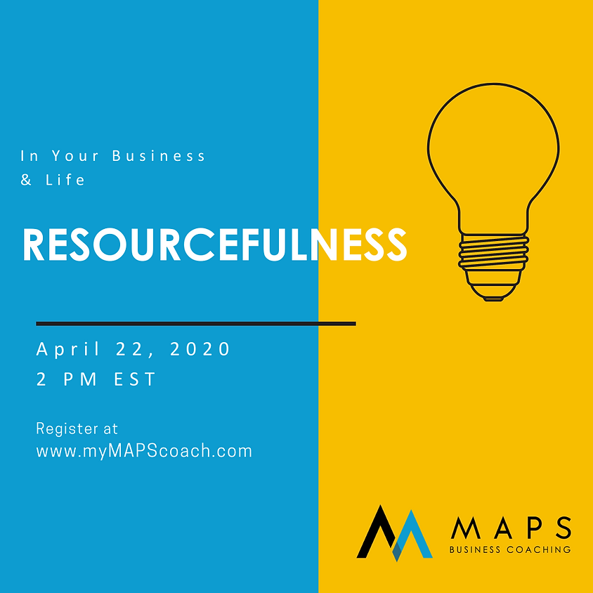 Resourcefulness in Your Business