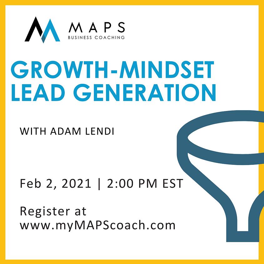 Growth Mindset Lead Generation