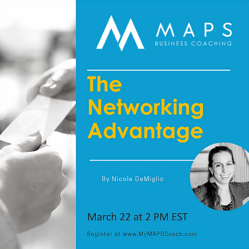 The Networking Advantage
