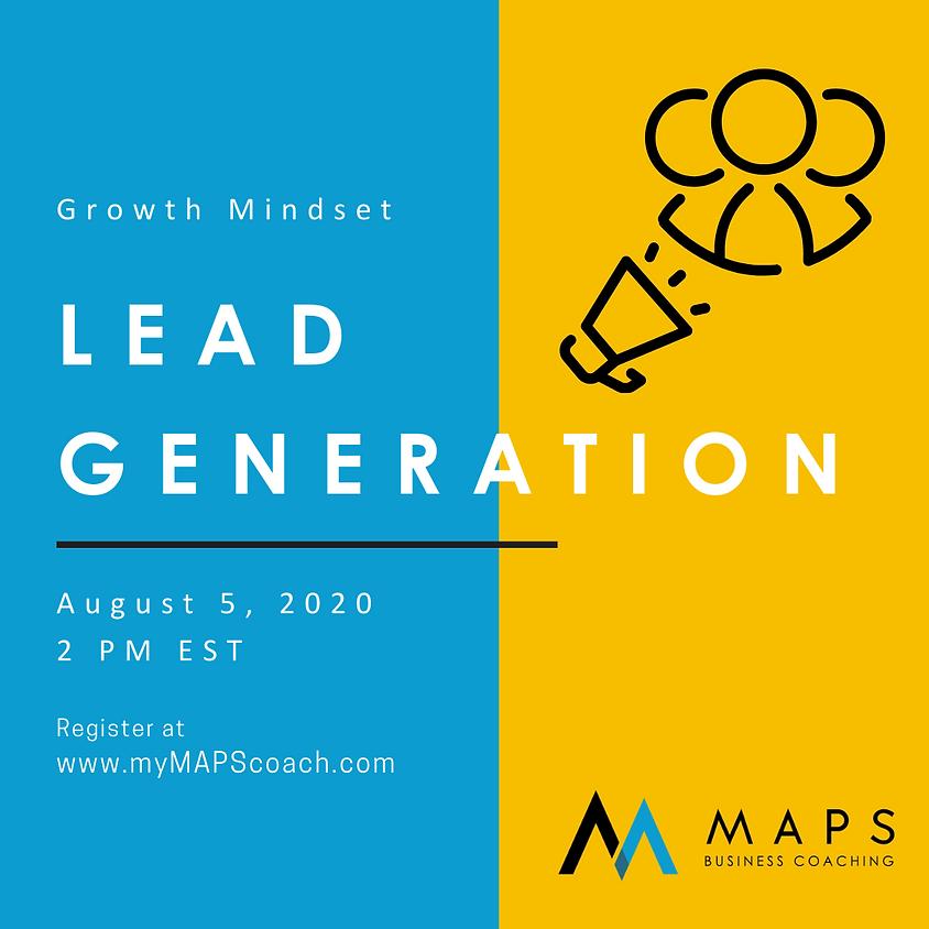 Growth Mindset Lead Generation - Adam Lendi