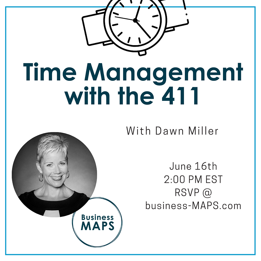Time Management with the 411