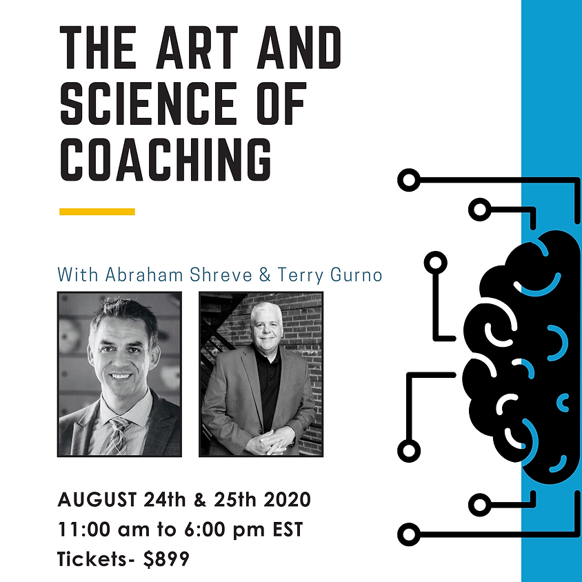 The Art & Science of Coaching! Become an MBC Coach! ONLINE SESSION!