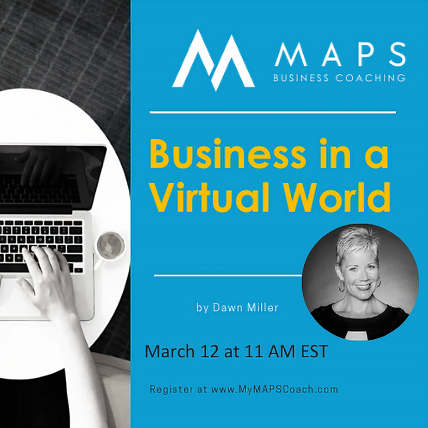 Business in a Virtual World with Dawn Miller
