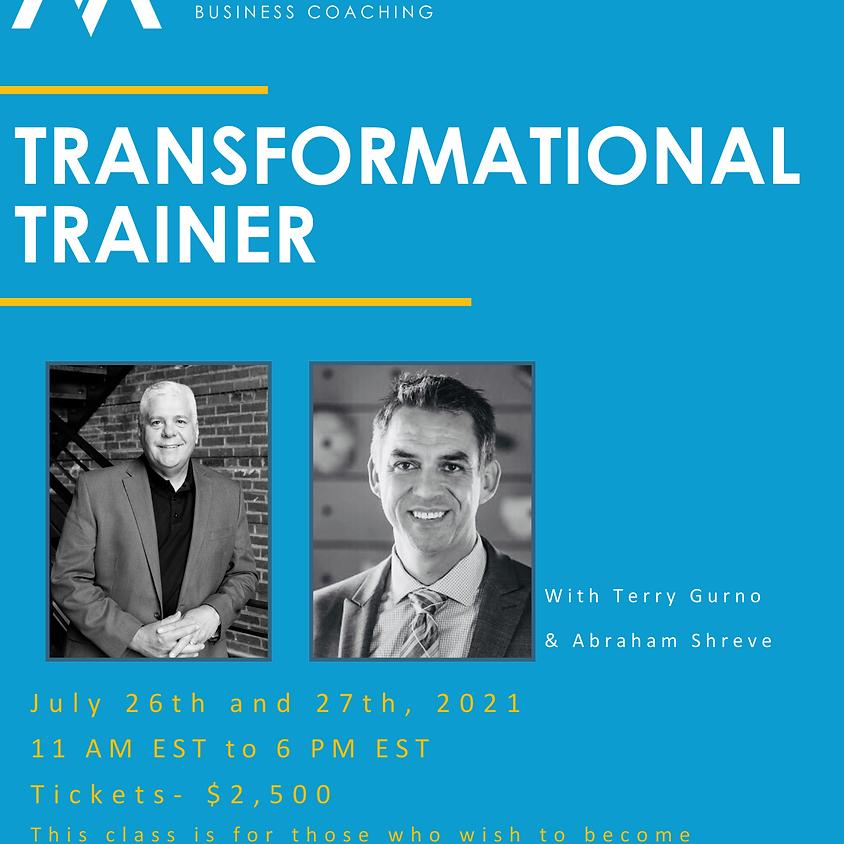 Transformational Trainer