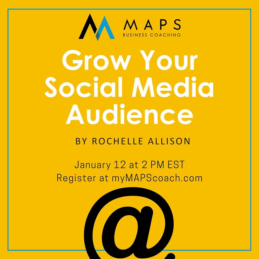 Grow Your Social Media Audience
