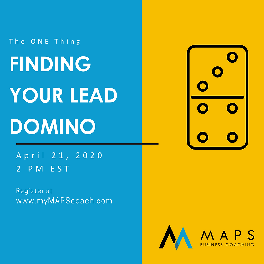 Finding your Lead Domino