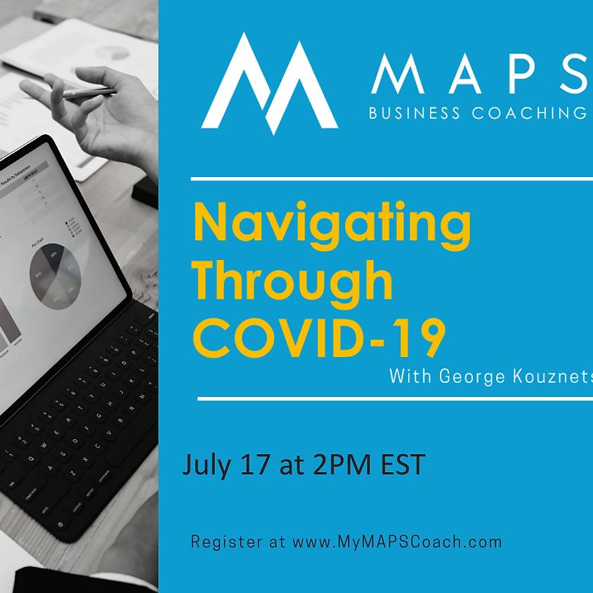 Navigating through COVID-19 - George Koutznetsov