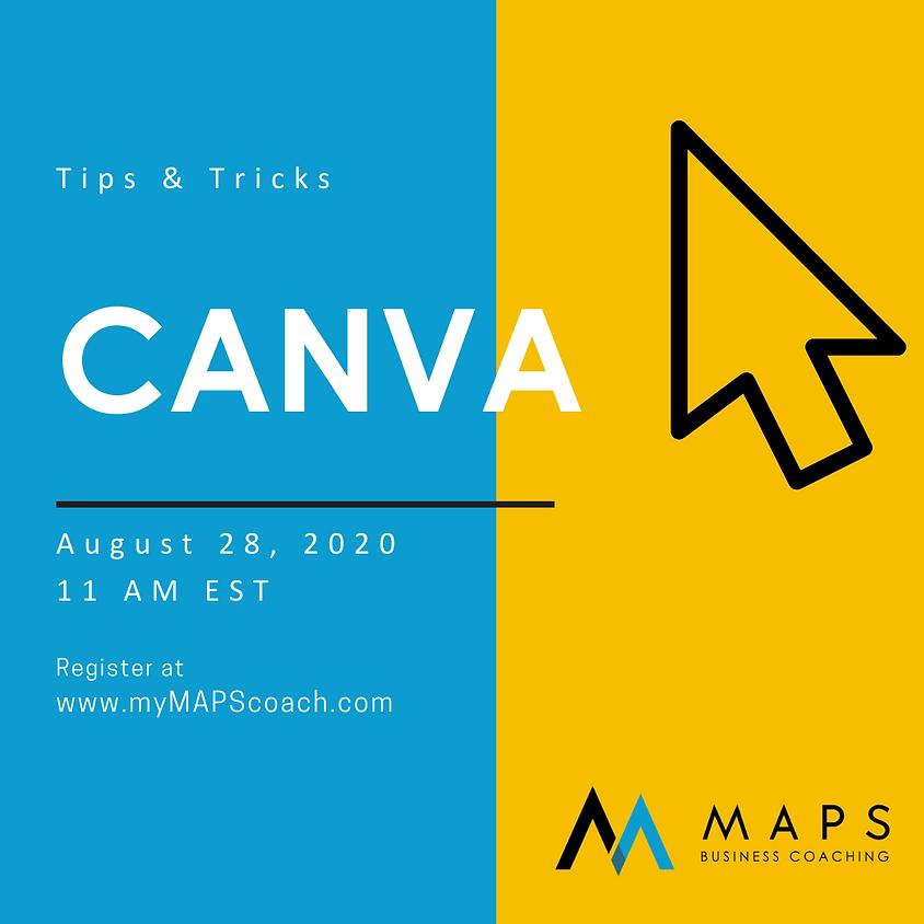 Canva & Tricks with Kati Catania