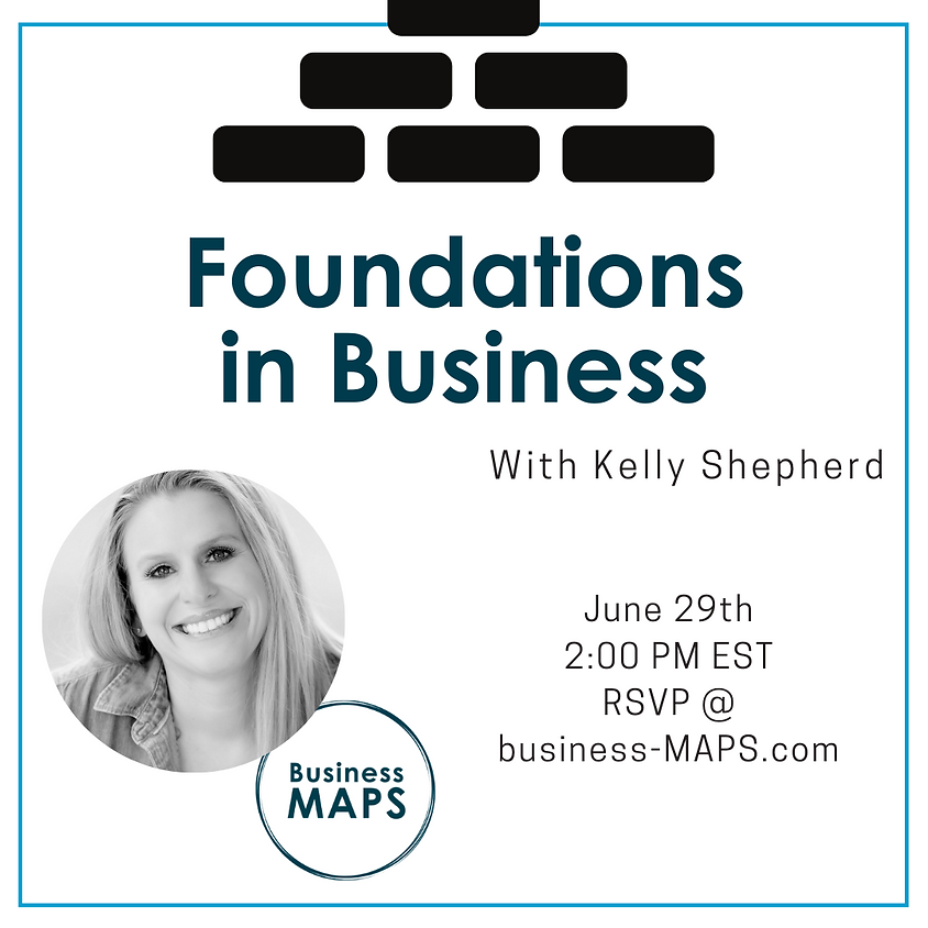 Foundations of a Successful Business