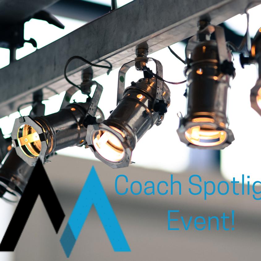 Webinar Series: Coach Spotlight! - Francis Zipeto