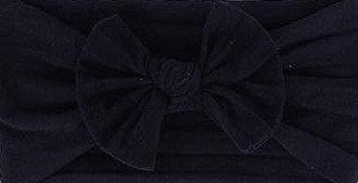 Black Bow Headband