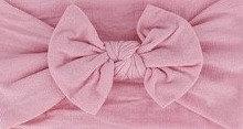 Blush Pink Bow Headband