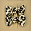 Thumbnail: Leopard Print Pigtail Clips