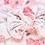 Thumbnail: White Floral Bow Headband