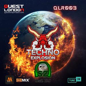 Techno Explosion Exclusive QLR003 _12.06