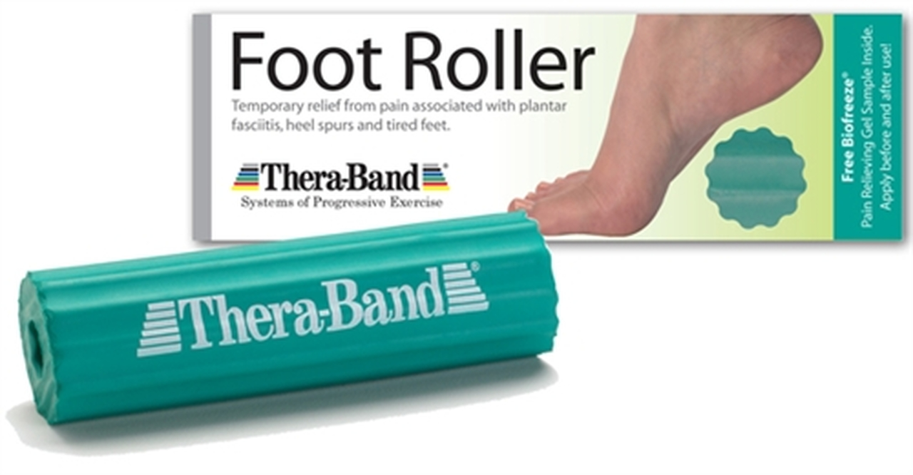 TheraBand Foot Roller | $14