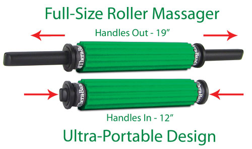 TheraBand Roller Massager | $30