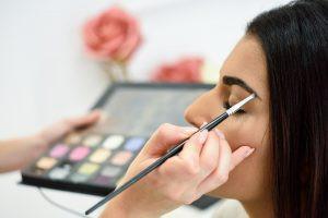 Eyebrow Shading cosmetology beauty school west palm beach fl